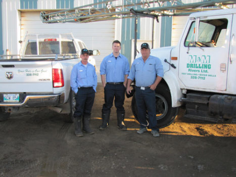 Crew - M&M Drilling